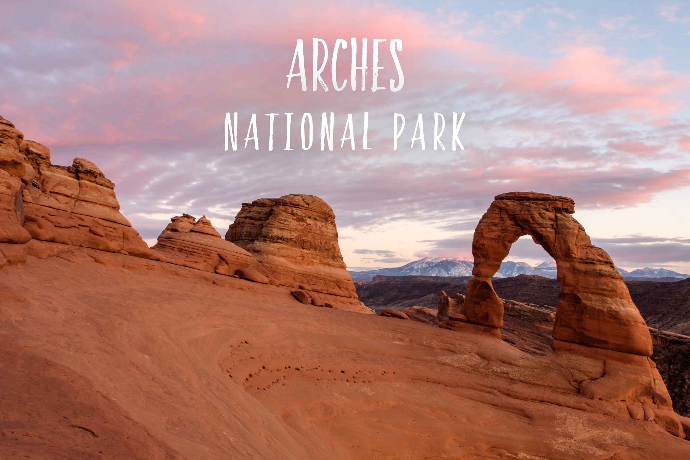 Park 50/59: Arches National Park in Utah