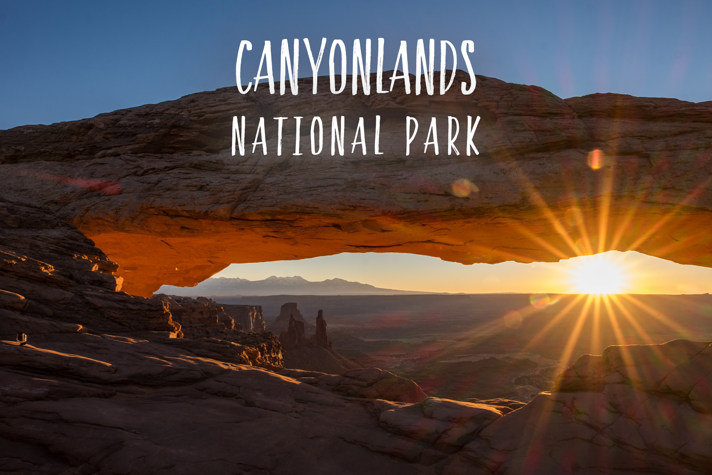 Park 51/59: Canyonlands National Park in Utah