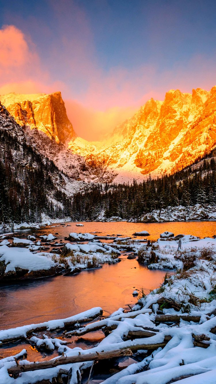 Rocky Mountain National Park Mobile