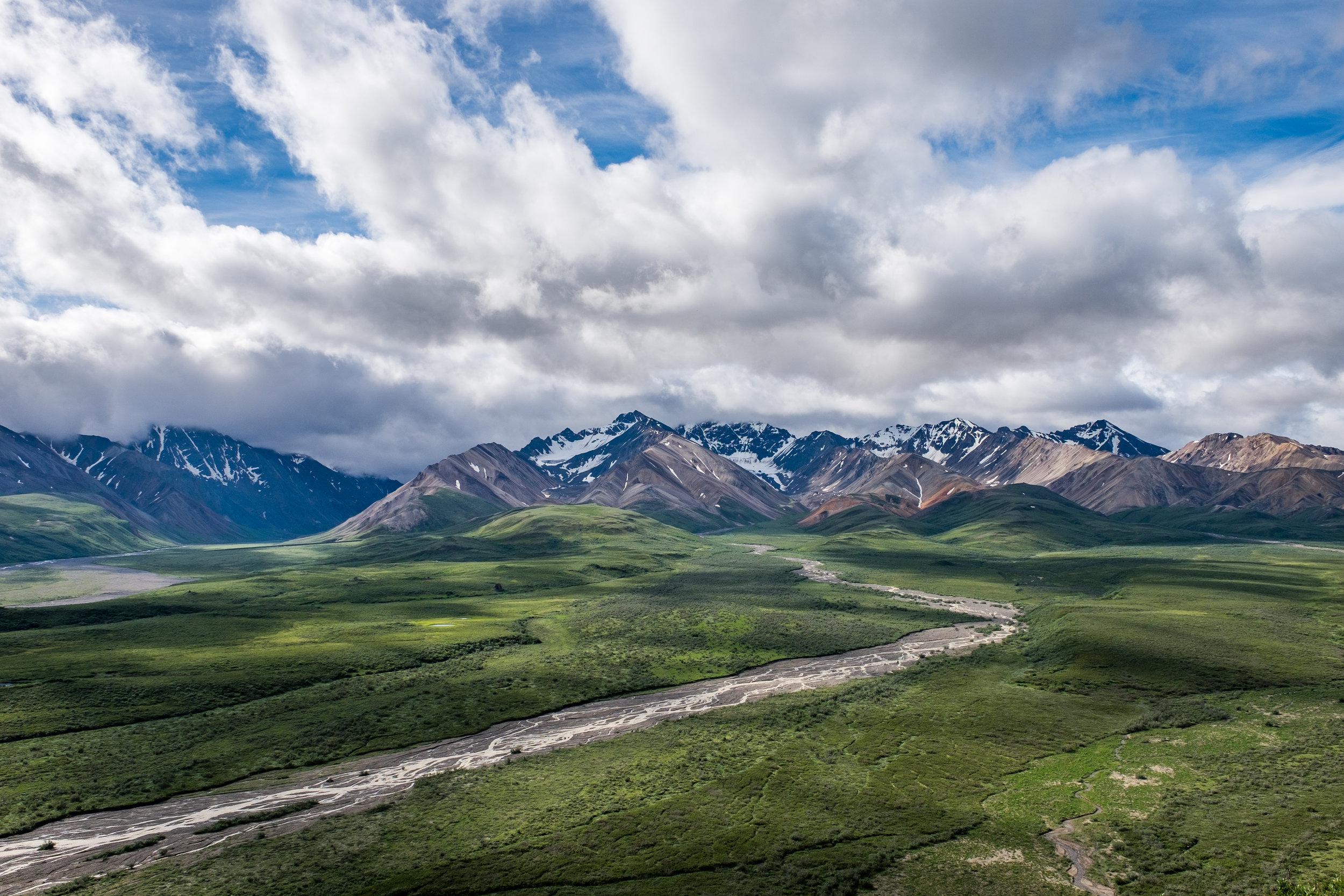 Denali National Park and Preserve, Alaska