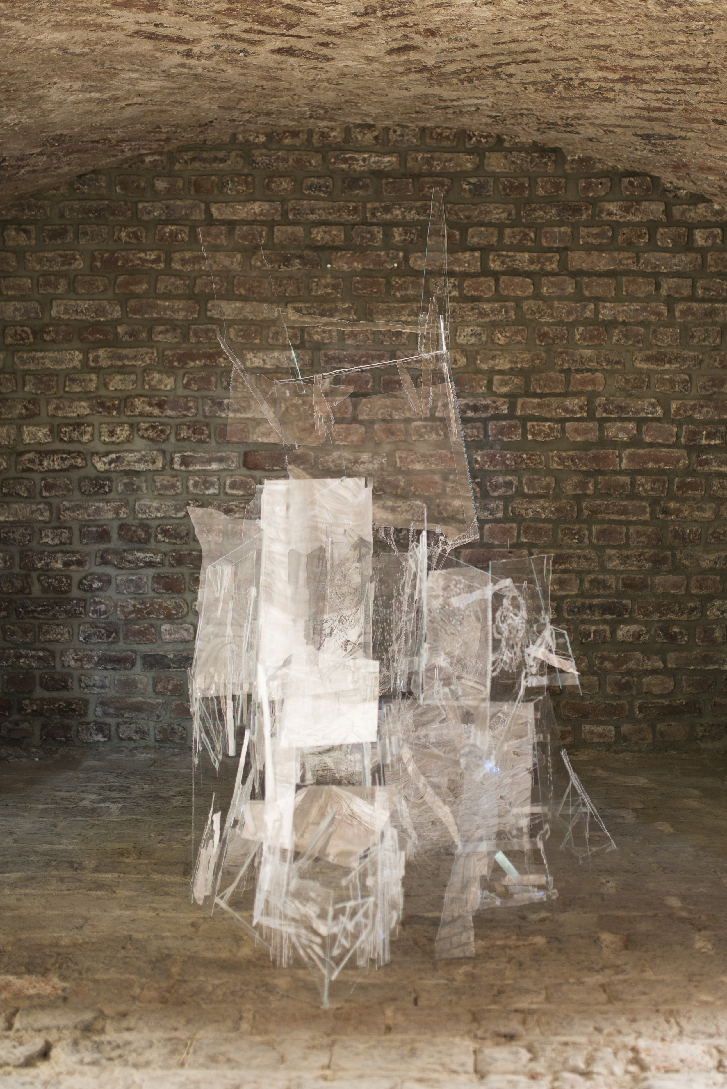 Installation by Viktoria Strecker
