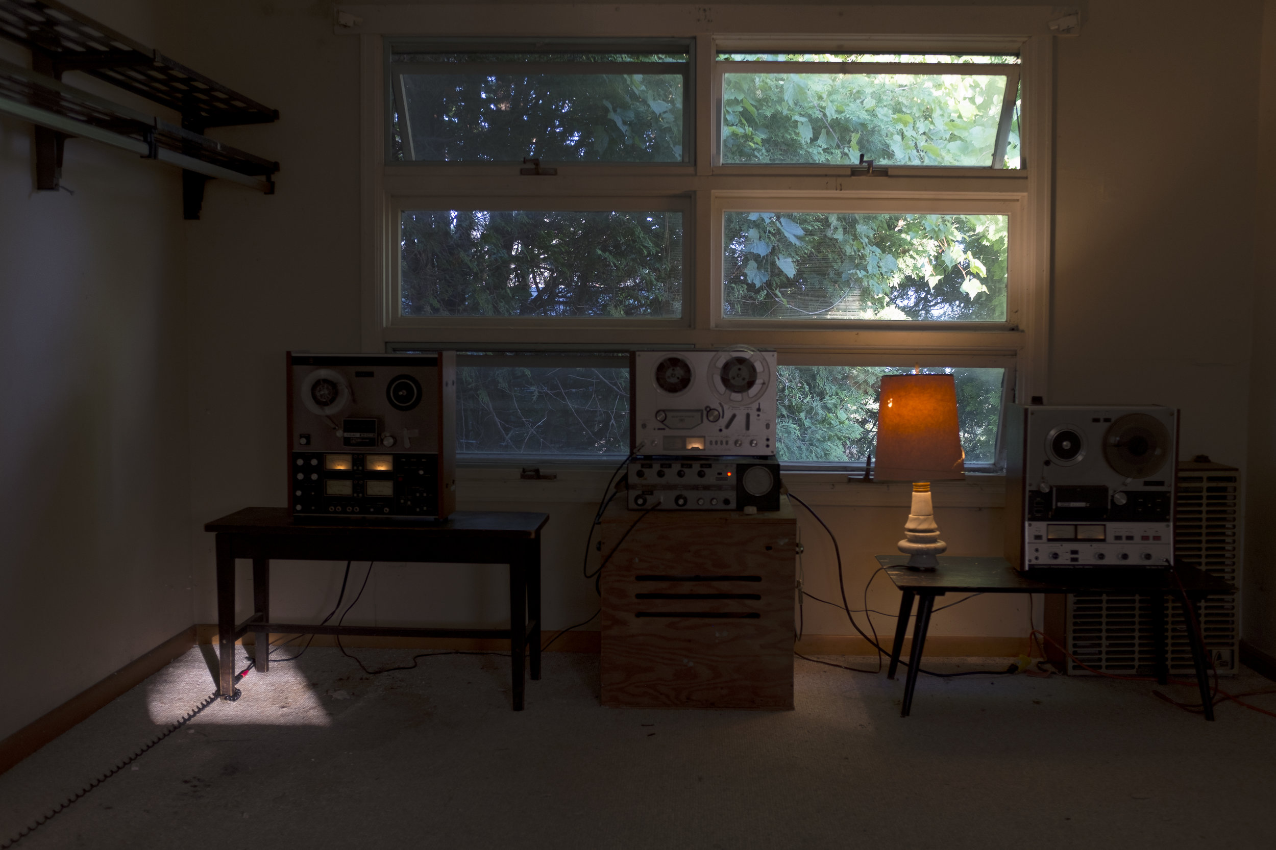 Wren Kitz sound installation