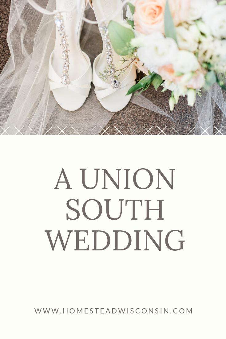 A Union South Wedding | Homestead Wisconsin | Madison Wedding Flowers