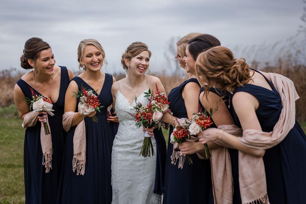 Devil's head wedding - Madison Wedding Flowers