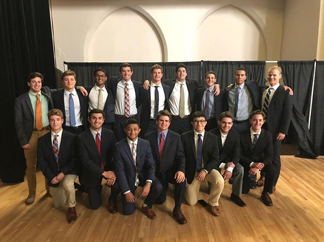 Congratulations to Lamda class on accepting their bids this past weekend!! Big things ahead for this group of men! We couldn't be more excited for the road ahead.