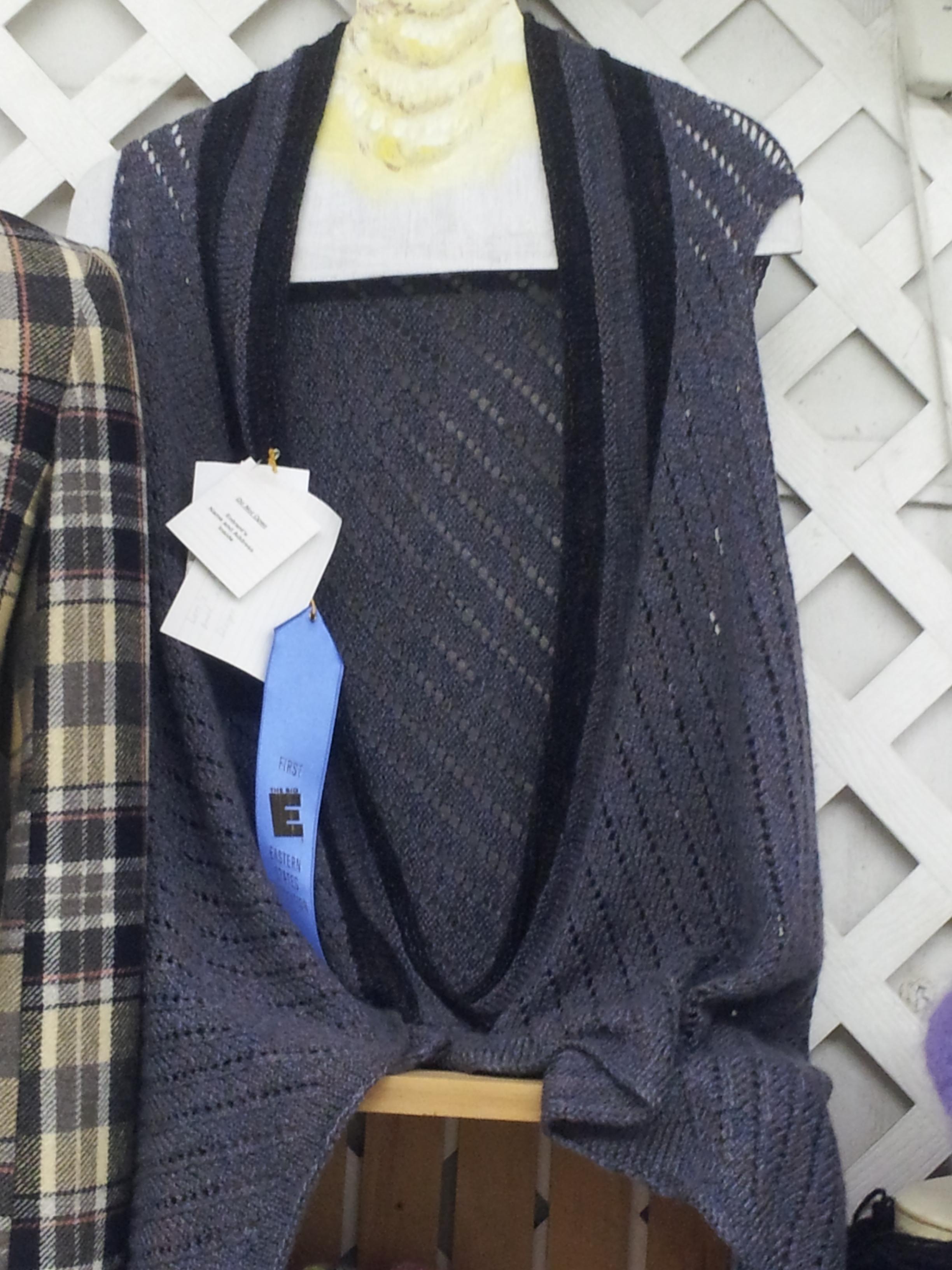Beech Sweater/Vest