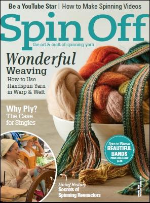 Spin-Off Magazine - Spring 2018
