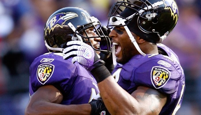 Former NFL Athlete, Baltimore Ravens