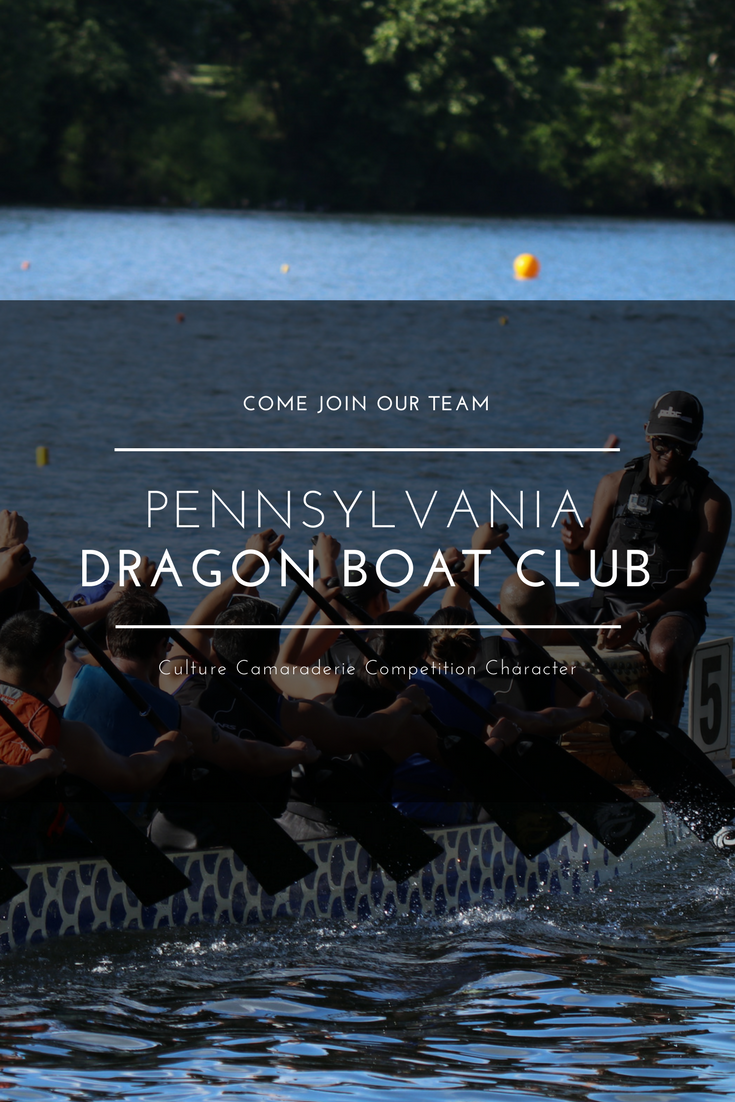 If you are interested in learning about dragon boating at all... - come check us out!