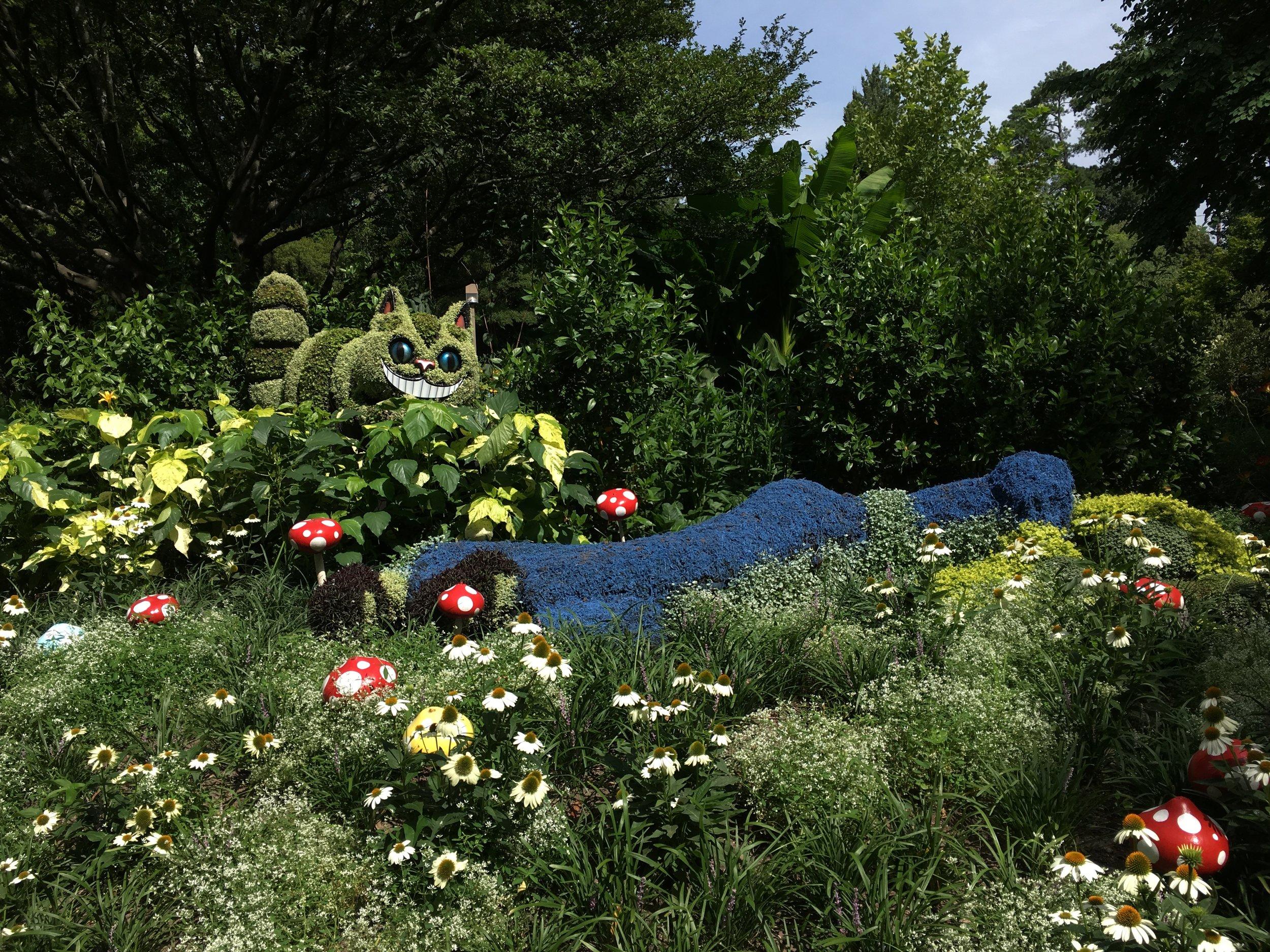 ATL Botanical Garden - Alice Wonderland.JPG