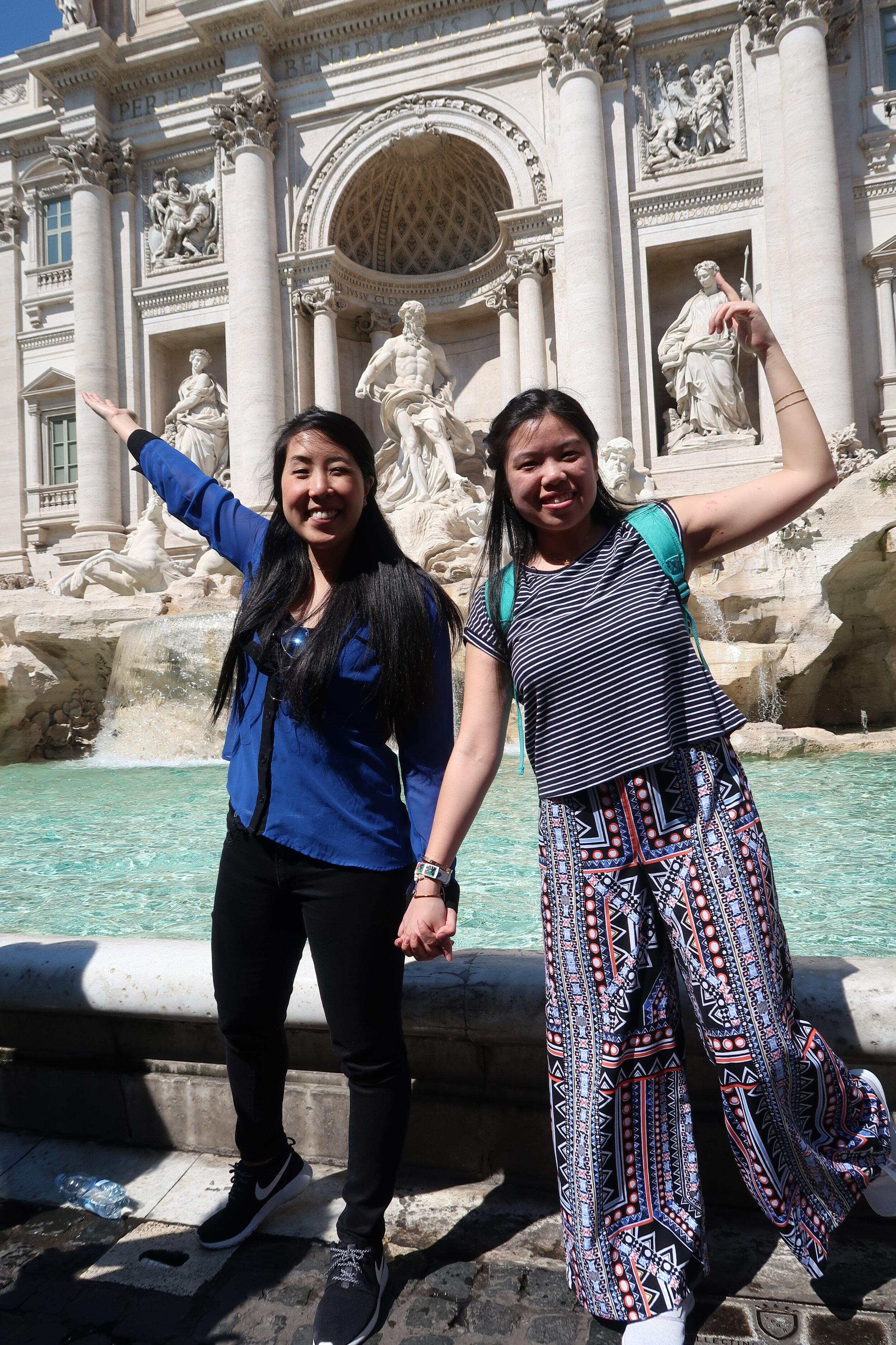 Trevi Fountain pose.JPG