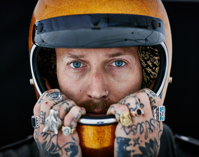 Jason Paul Michaels - Founder of Standard Motorcycle