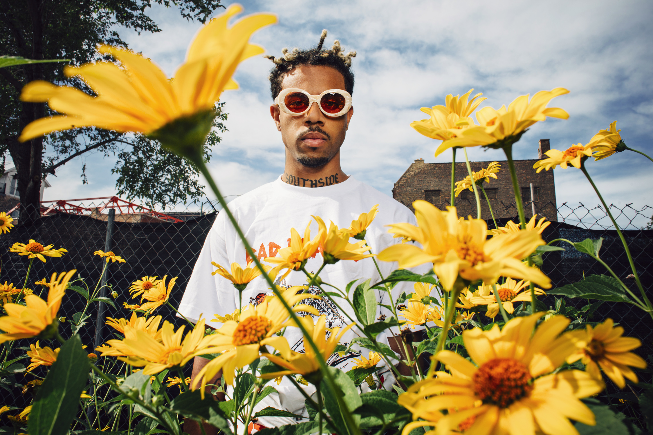 Vic Mensa for The Guardian
