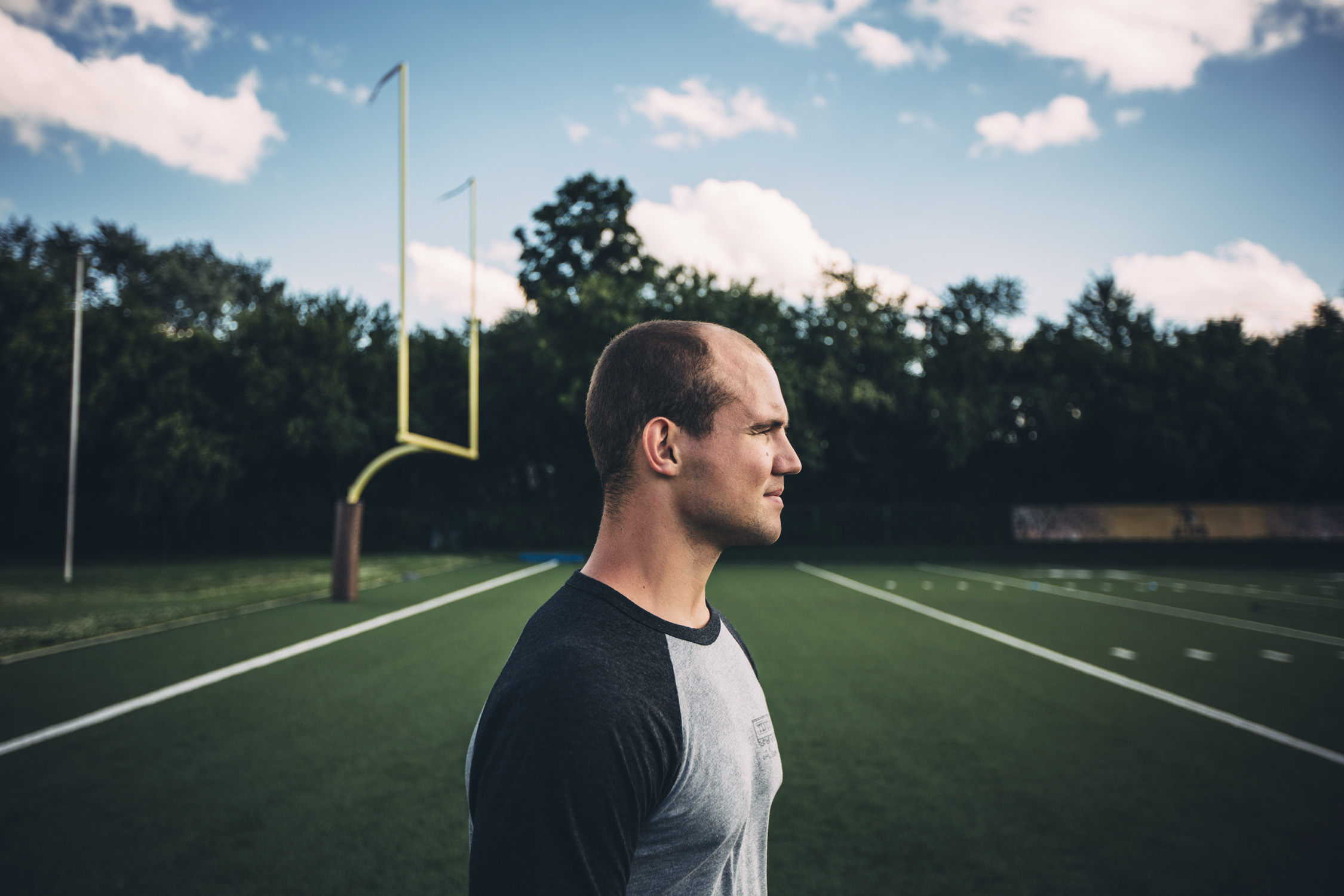 Chris Borland for ESPN the Magazine