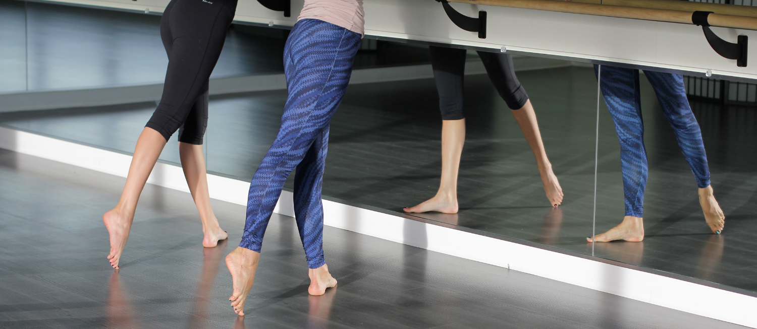 Body in Balance Barre Workout
