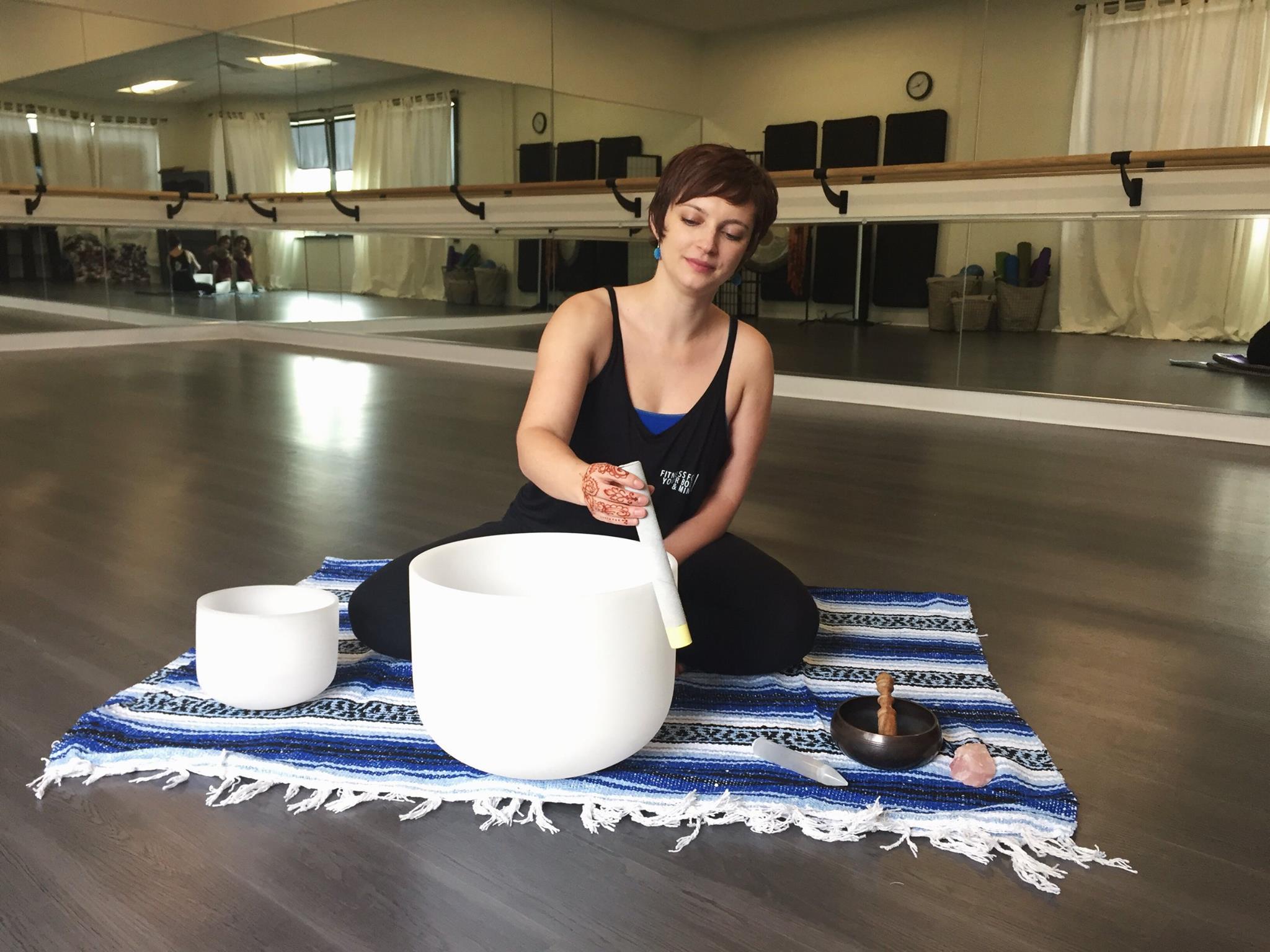 Trinity - Yoga Nidra Instructor and Teen Yoga Instructor