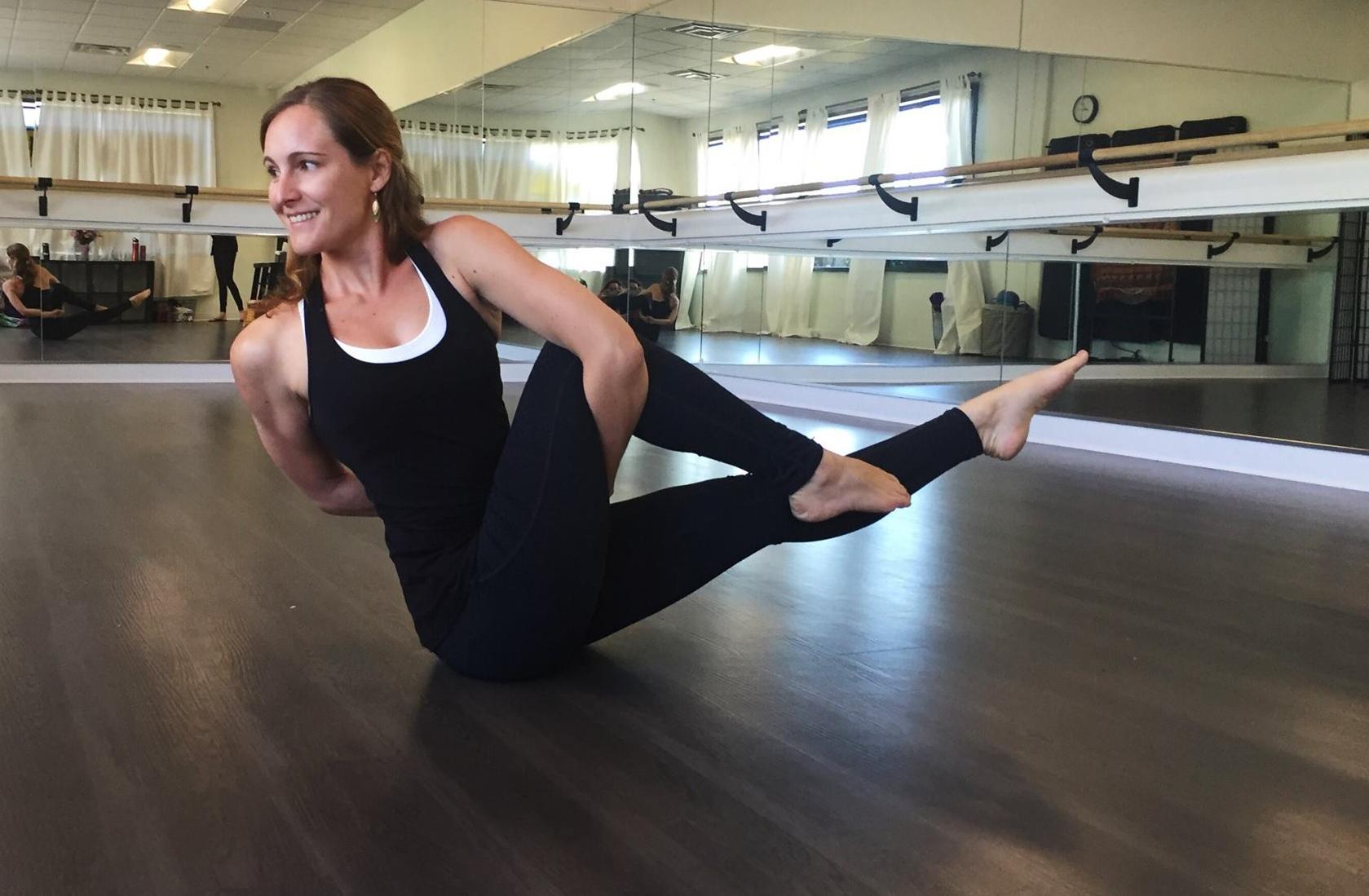 Donna Van Wyk, Yoga Instructor, Body in Balance Yoga