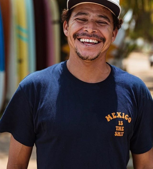 ... Real cool to file this profile on @mexilogfest founder and all 'round surf lord @surfinmexico for @adventuresportsnetwork . Much love to Izzy, @lootmx and everybody in Playa La Saladita for the hospitality. We put a link in profile if you wanna put your eyes on some words via @shantsi 📸: @hisarahlee