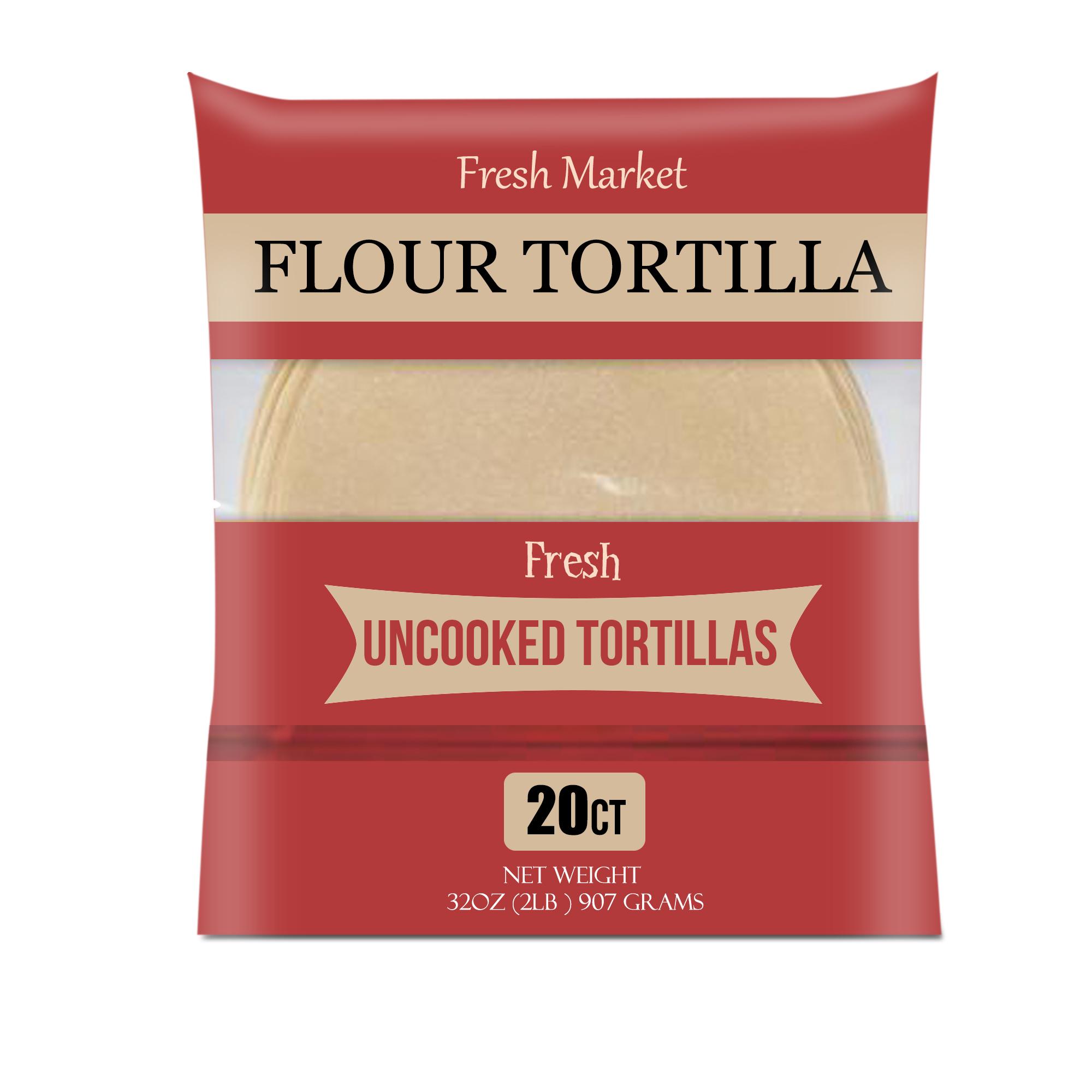 Tortilla Bag