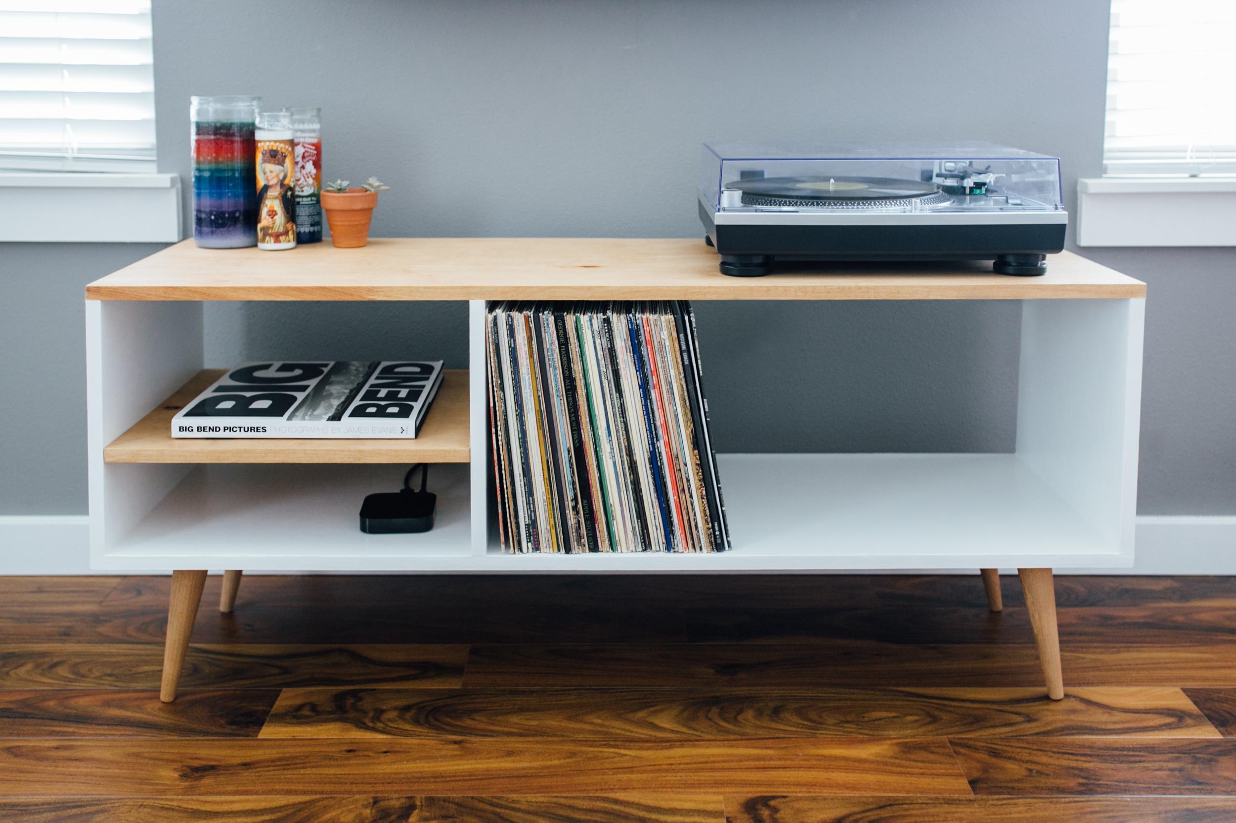 Killer Record Cabinet