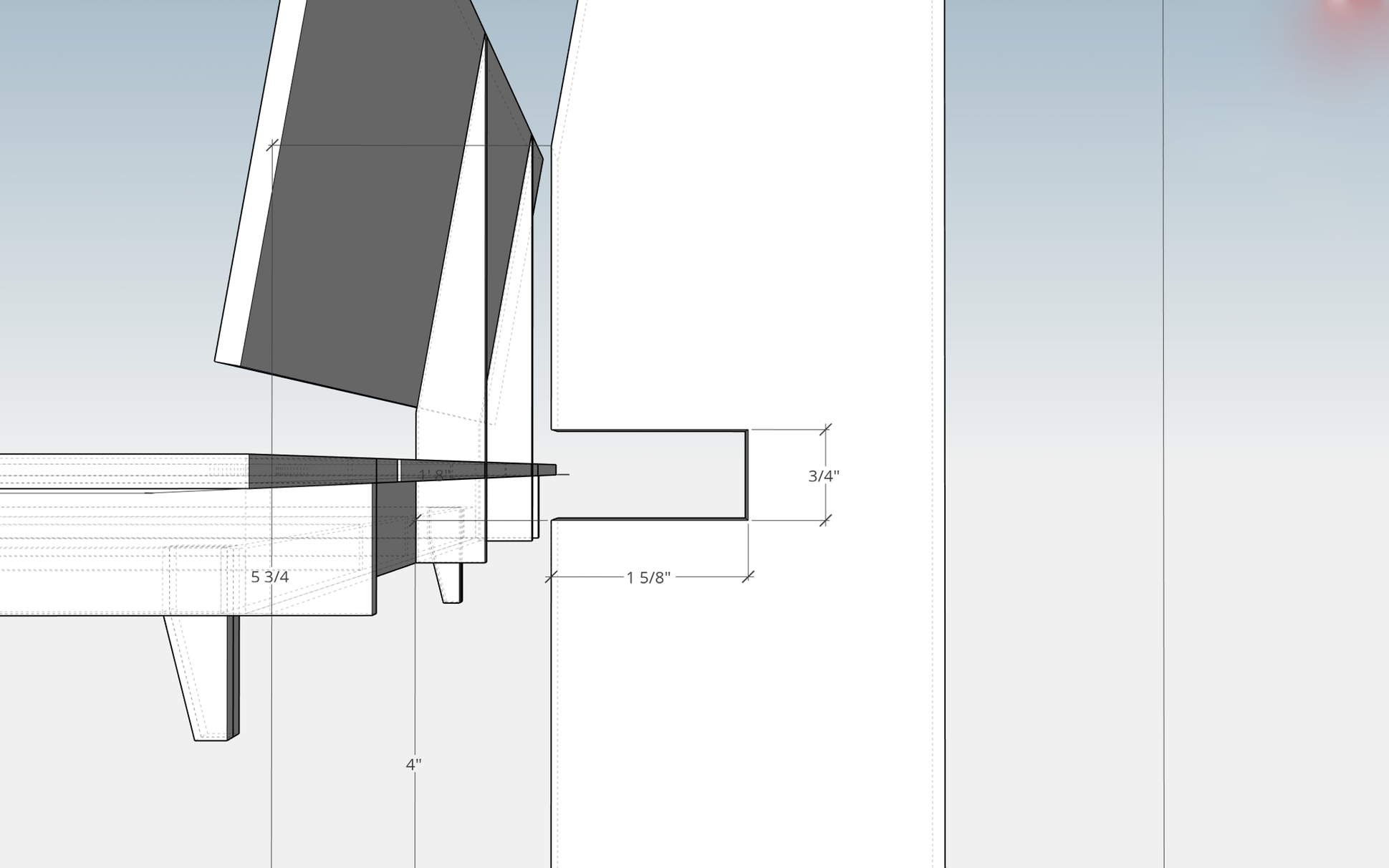 Sketchup Back Support Detail.png