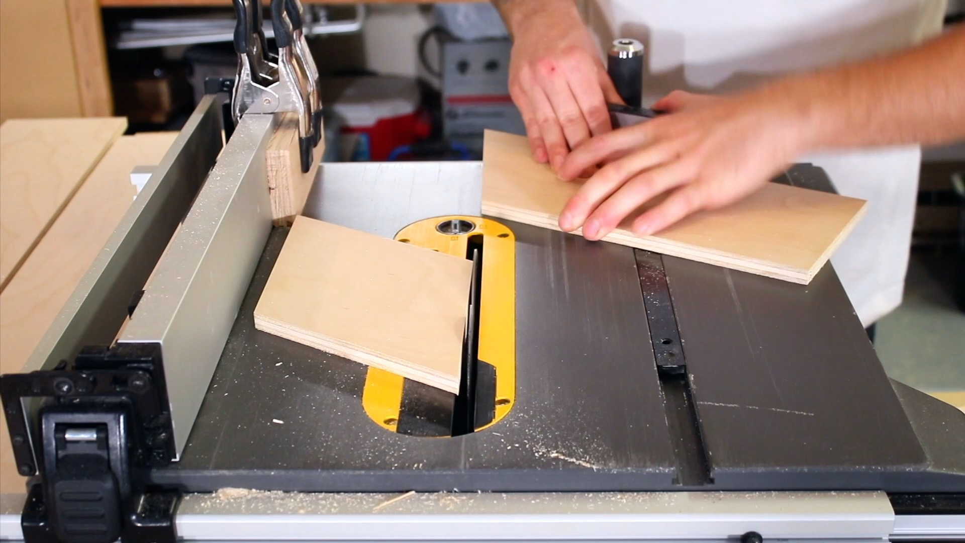 Cutting Plywood Floors | Mike Montgomery Modern Builds