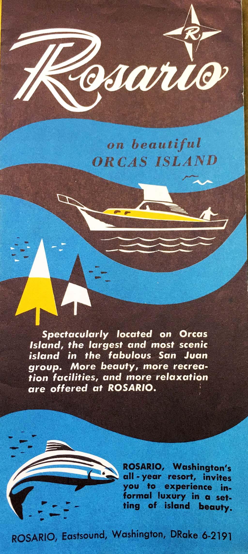 circa 1962. Courtesy Orcas Island Historical Museum