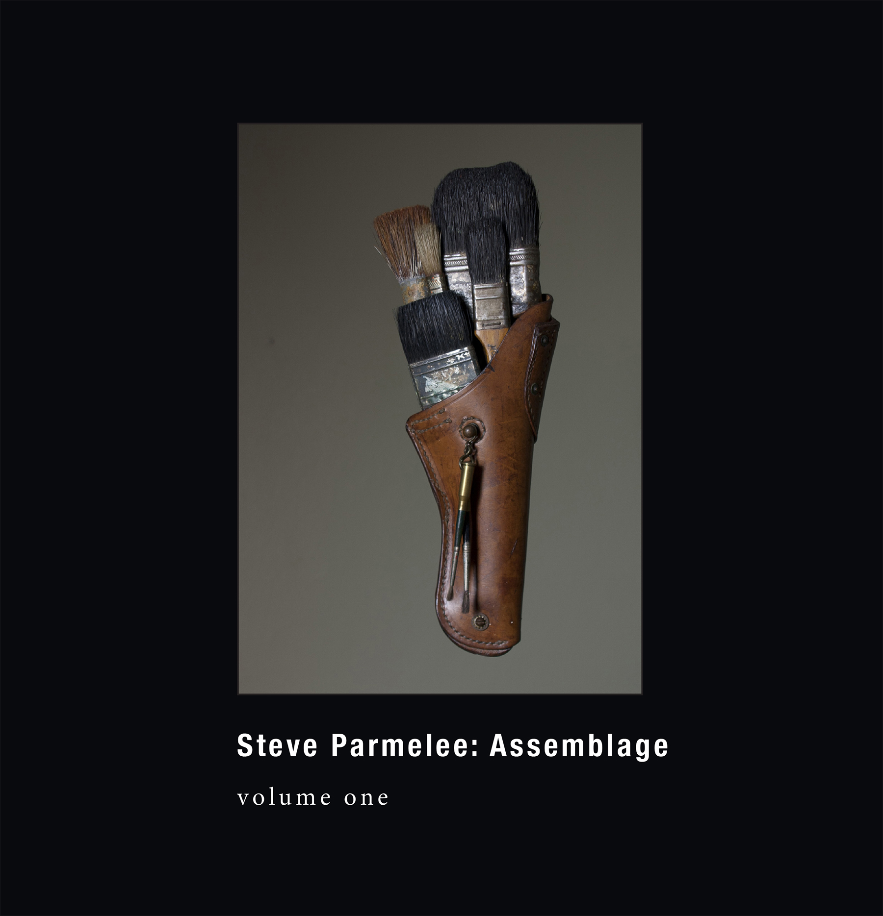 Available for purchase on Amazon;  Steve Parmelee: Assemblage volume one