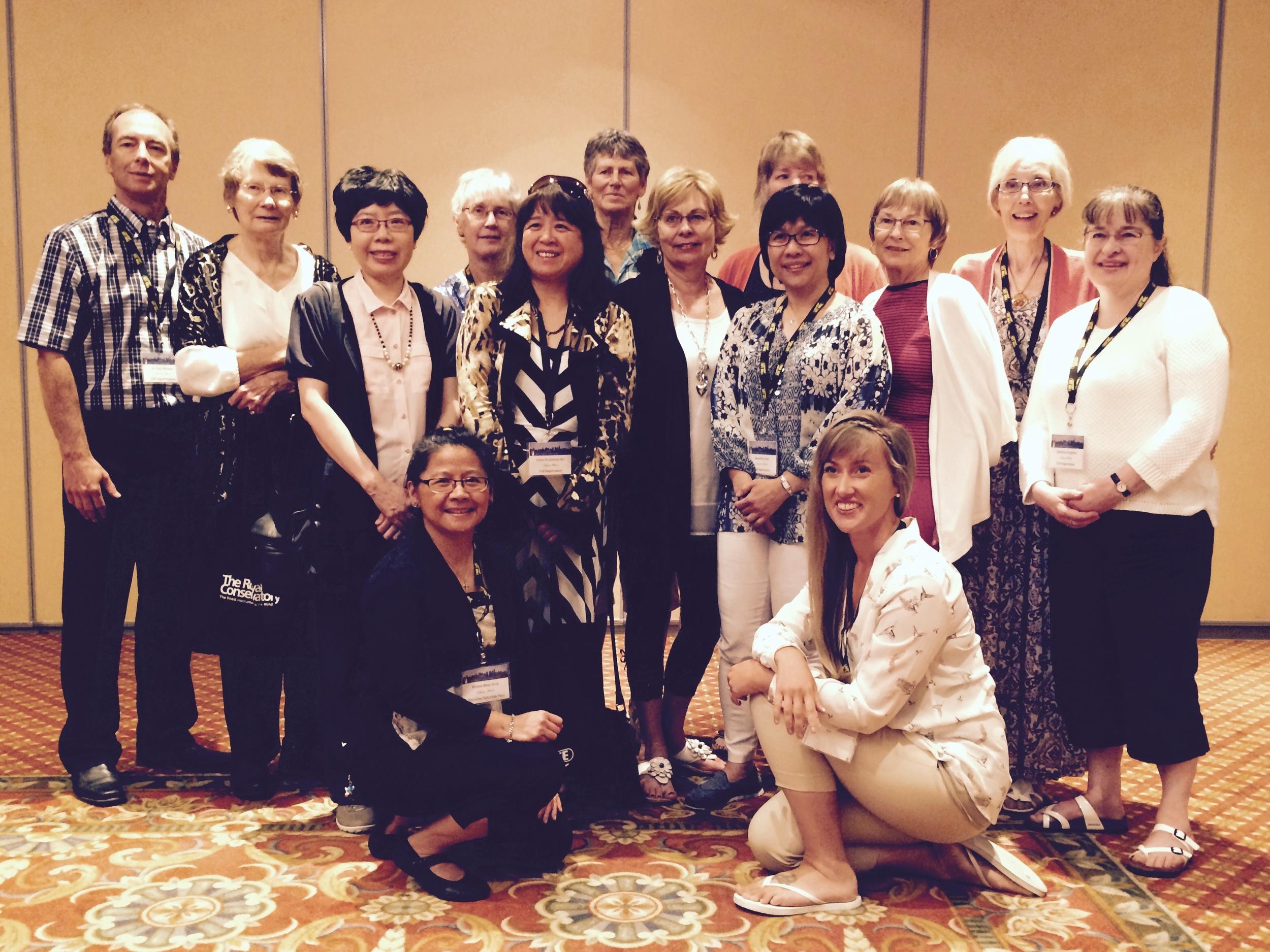 2015 Alberta Delegation