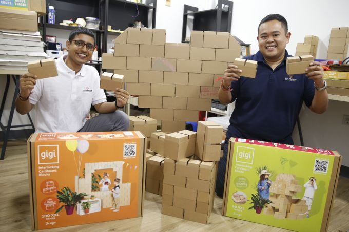 Air Amber: Sustainable business for the disadvantaged - (2018) The Business Times, Singapore