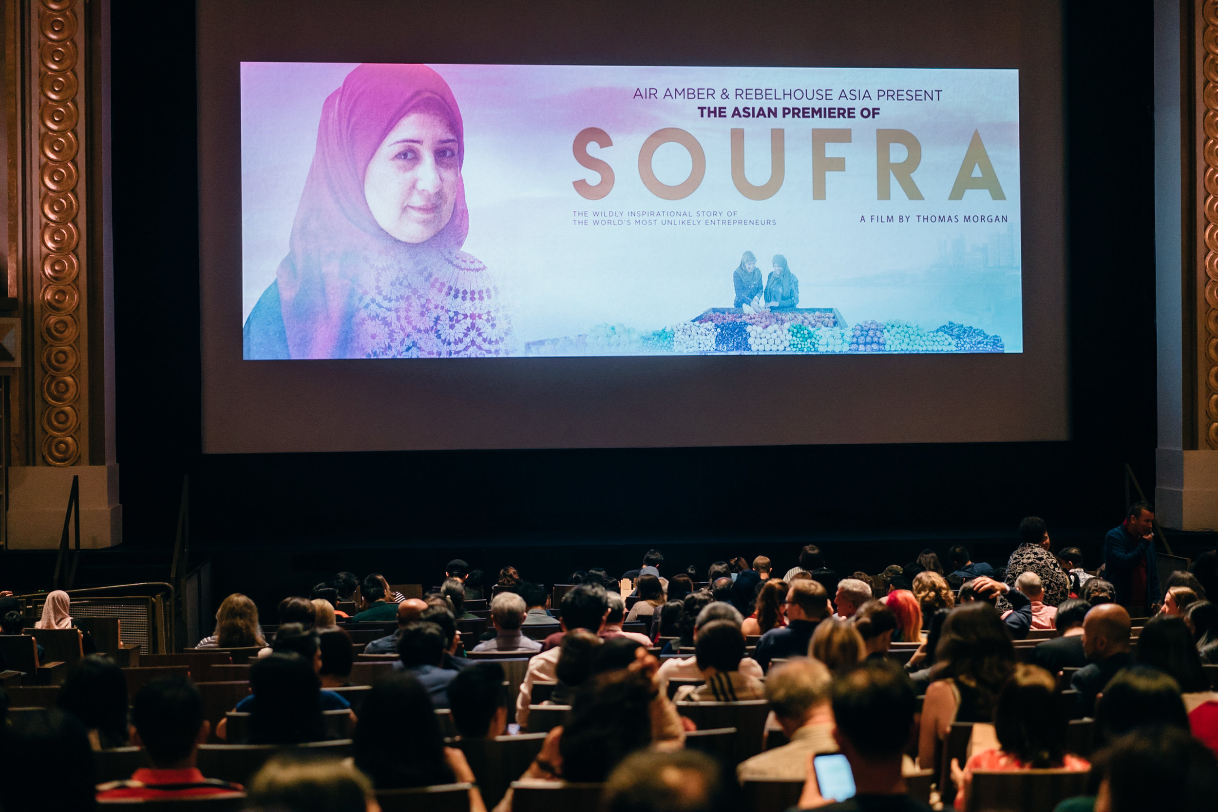 Asian Premiere of Soufra