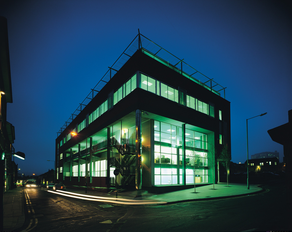 The Innovation Centre (CC BY-ND  uk steel enterprise )