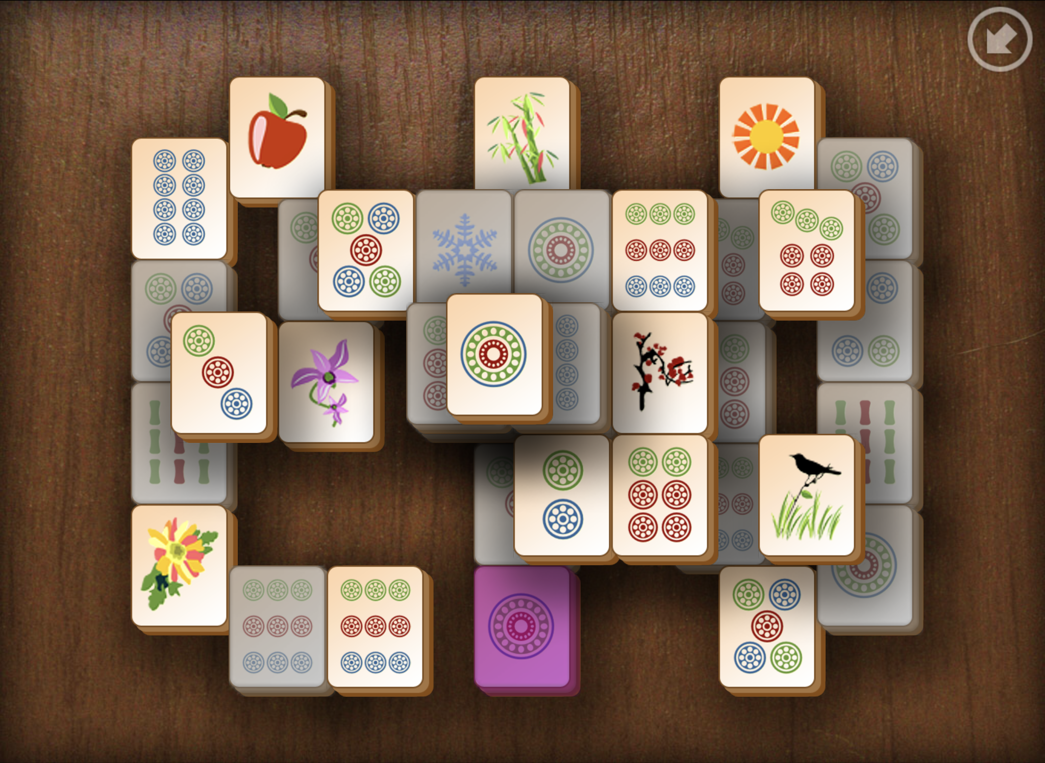 Mahjong!! by MAHJONG, recommended app for people living with dementia