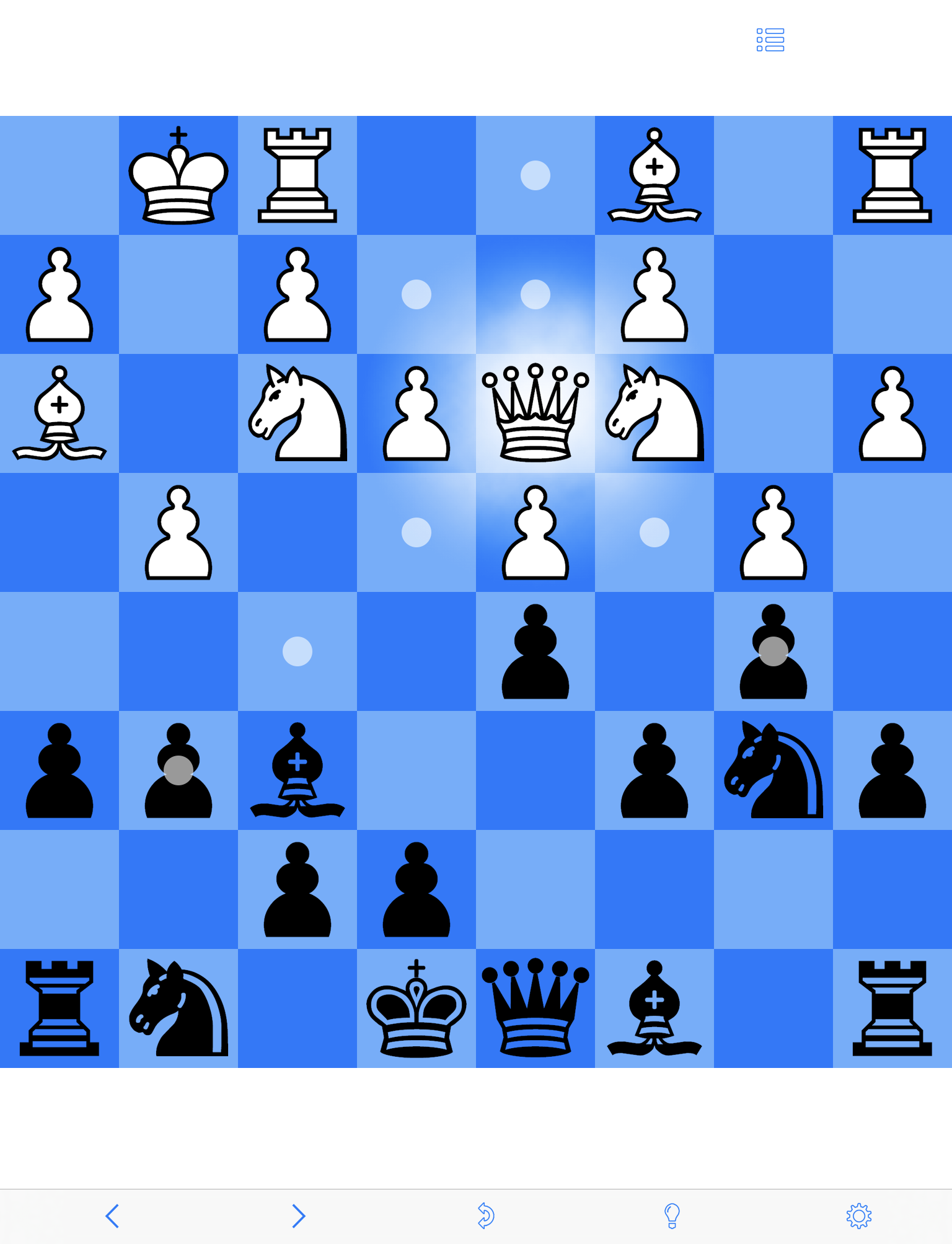 Chess by Tom Kerrigan, recommended app for people living with dementia
