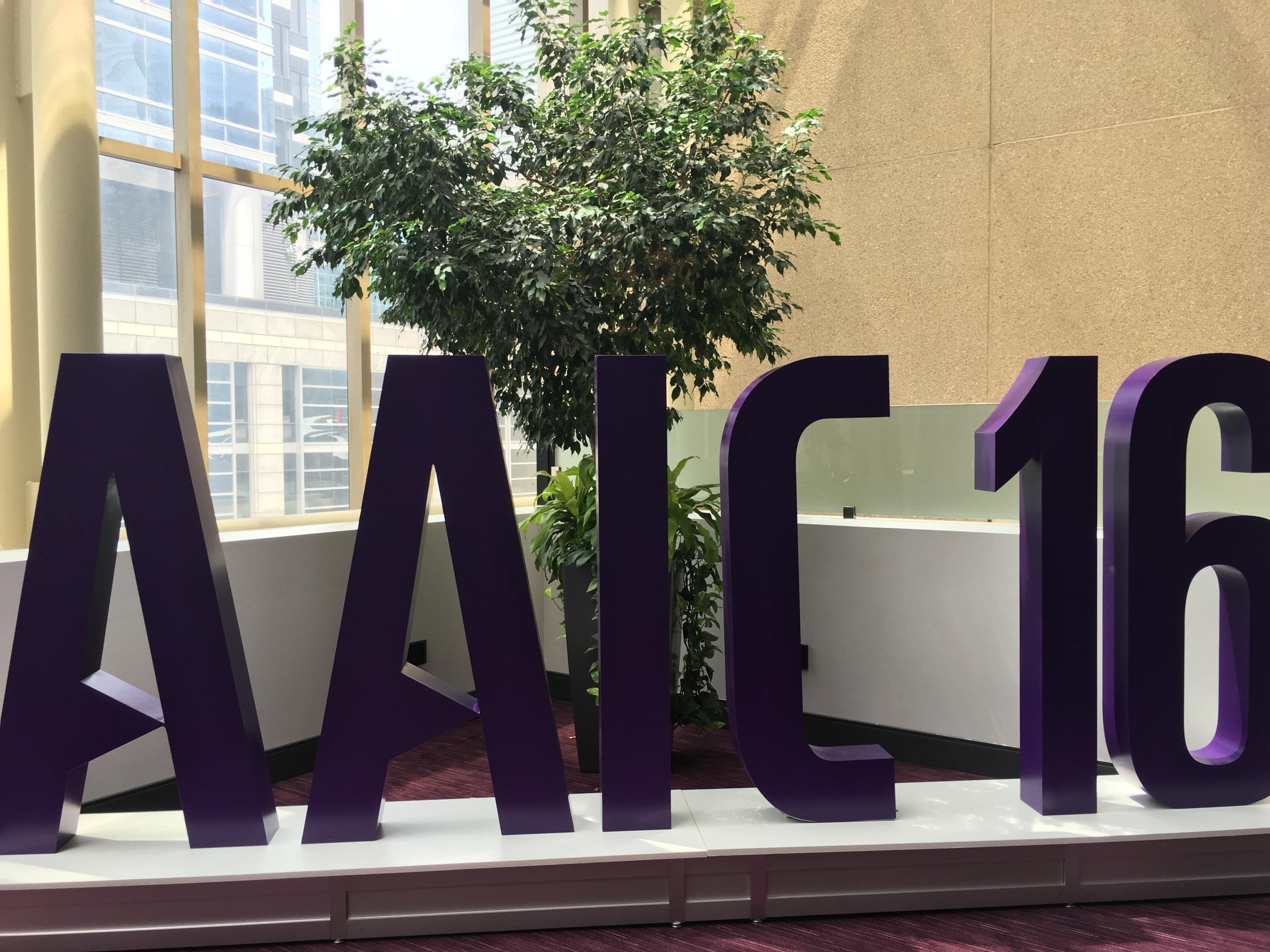 AcTo Dementia at AAIC 2016, Toronto