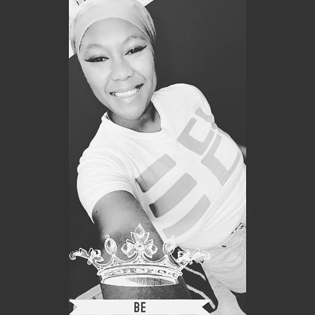 My BEAUTIFUL Niece rockN J'Knoso Culture.  Just BE.  Enjoy your weekend ✌🏽 . . . . #jknosoculture @cross_though #justbe #btbfby #statementclothing #consciousstatement #fashionstatement #navybabes #memorialdayweekend