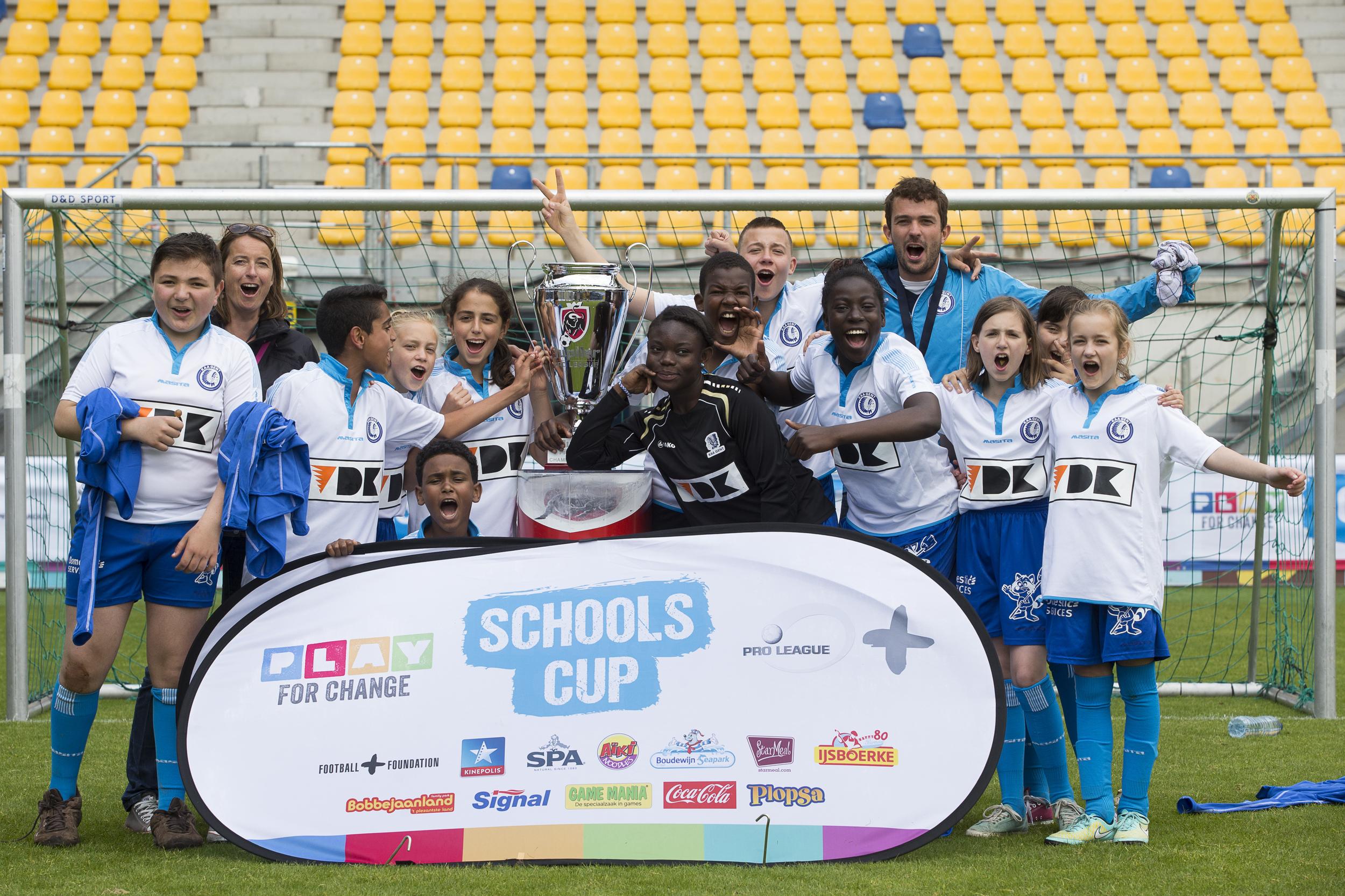 Schools Cup 2015