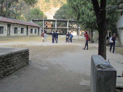 The Khelaun programme has added facilities to Amar school