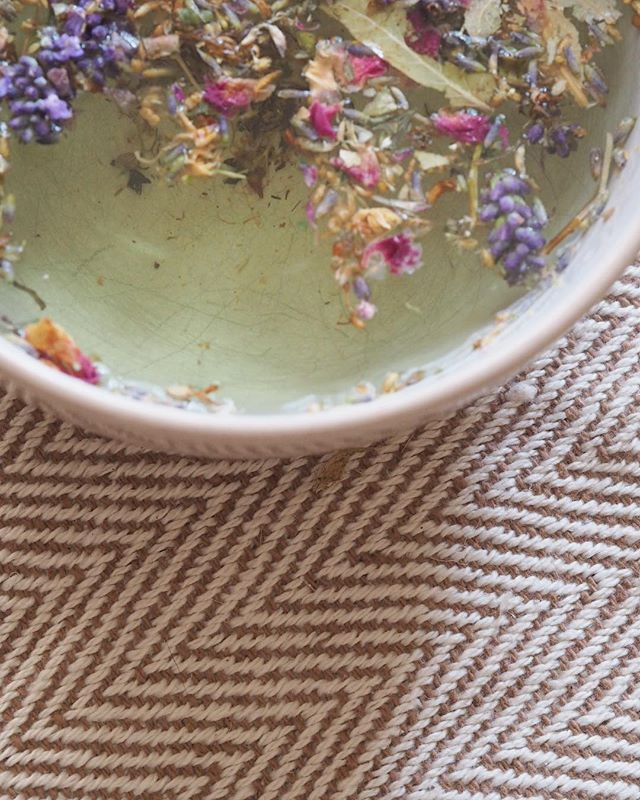 Floral face steam kind of day :