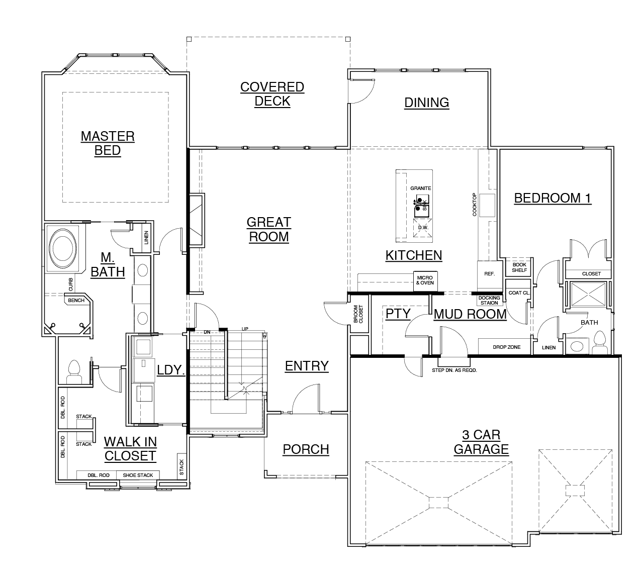 The Ellington Reverse - Floor Plan - First Floor-01.png