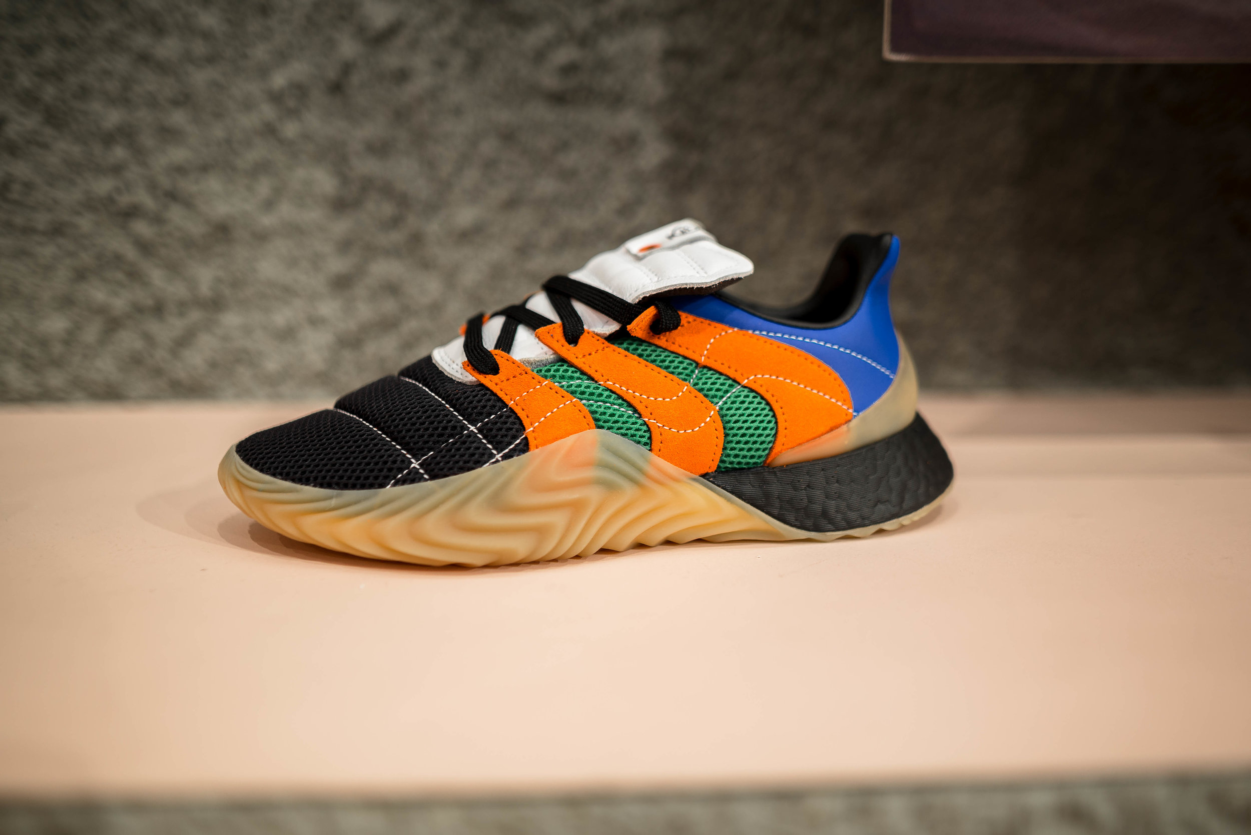 celos Admitir esculpir  Spanish retailer SVD celebrated their new collaboration with Adidas last  night — Epsilon Magazine