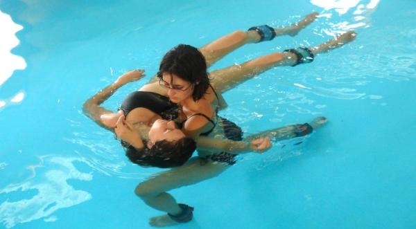 Watsu + Ipnosi = Hypno Watsu.... poi Floating