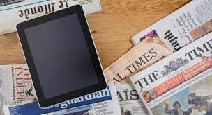 stampa e TV -