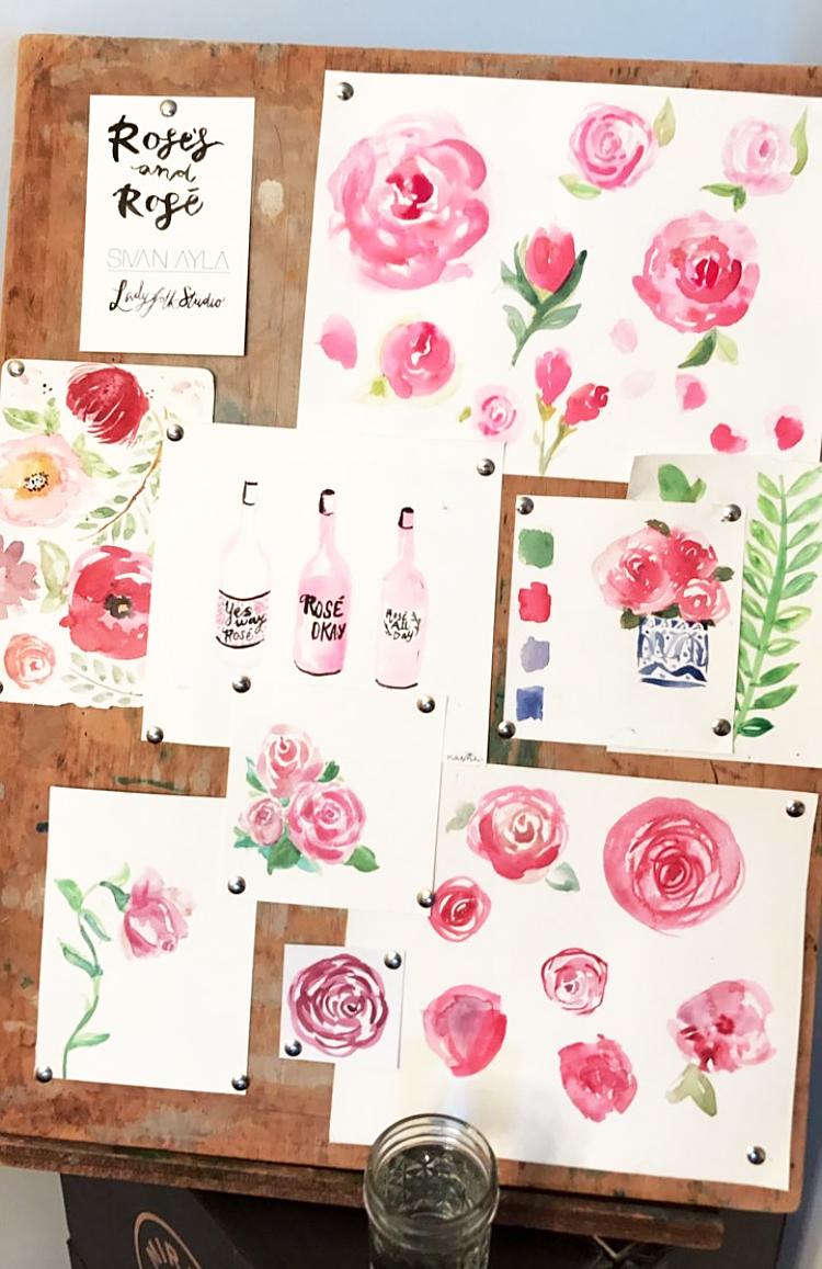 sivan ayla roses and rose
