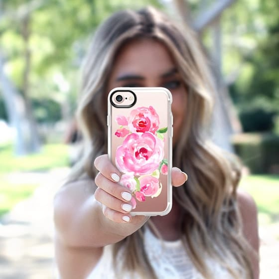 New Summer Floral Watercolor iPhone Cases!