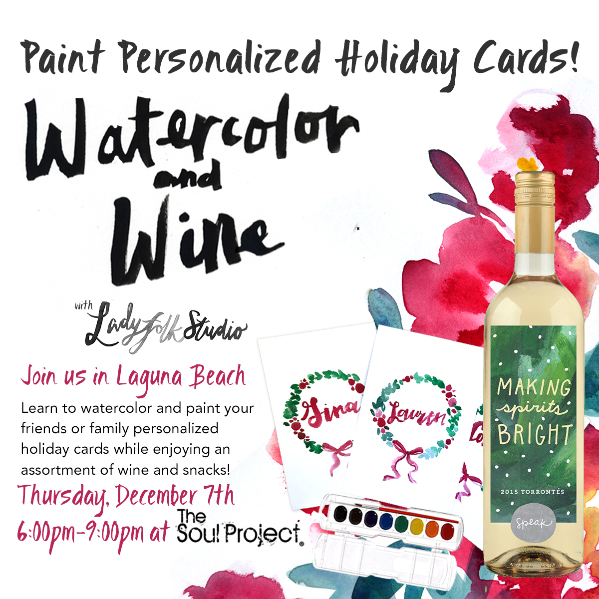 LadyfolkStudio_SoulProject-Holiday watercolor and wine.jpg