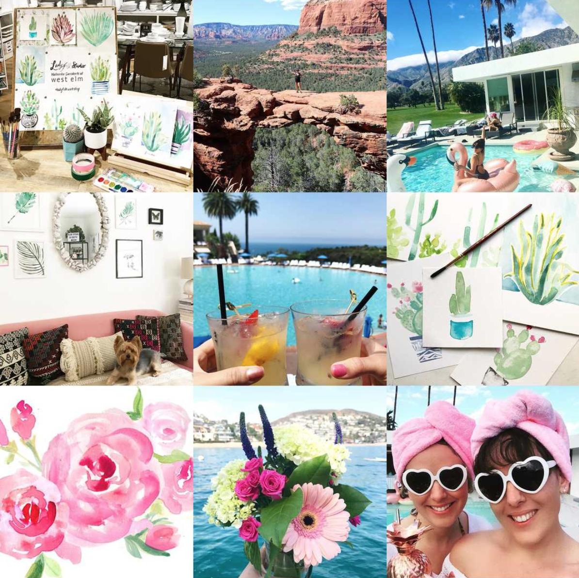 Ladyfolk Studio instagram