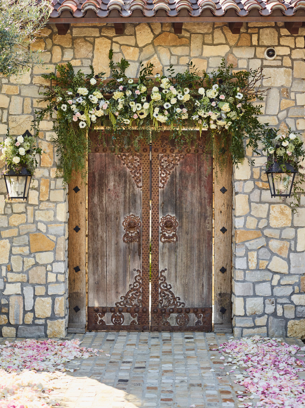 Ladyfolk Studio Wedding style, California wedding