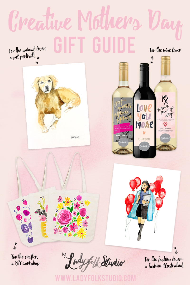 Creative gifts for your Mom this Mother's Day