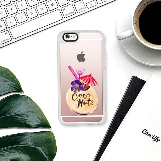 Ladyfolk Studio coconuts iphone case, Laguna Beach, CA